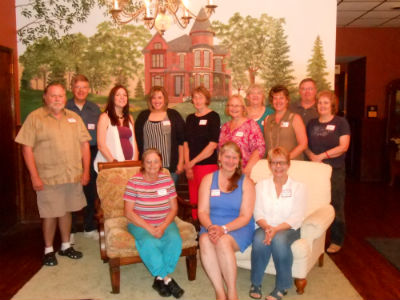 2013 Honored Employees